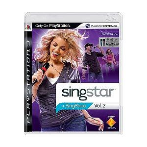 Jogo SingStar Vol. 2 - PS3