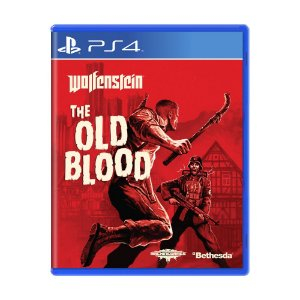 Jogo Wolfenstein: The Old Blood - PS4