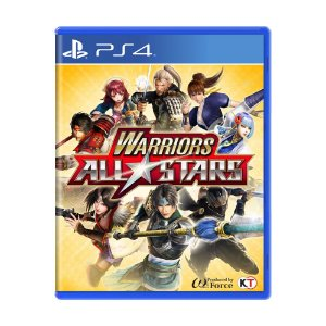 Jogo Warriors All-Stars - PS4