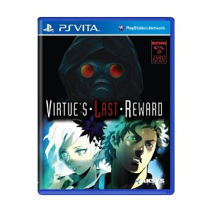 Jogo Zero Escape: Virtue's Last Reward - PS Vita