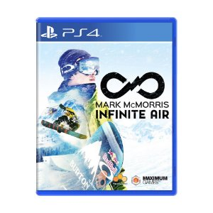 Jogo Mark McMorris: Infinite Air - PS4