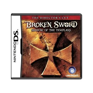 Jogo Broken Sword: Shadow of the Templars - DS