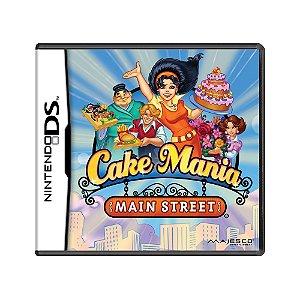 Jogo Cake Mania: Main Street - DS