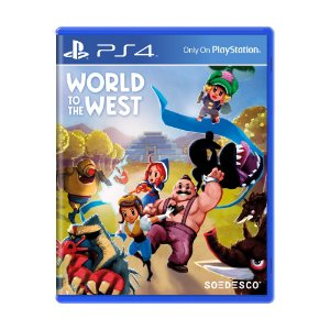 Jogo World to the West - PS4