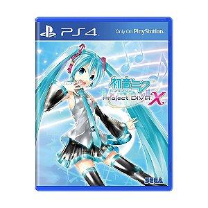 Jogo Hatsune Miku: Project DIVA X - PS4