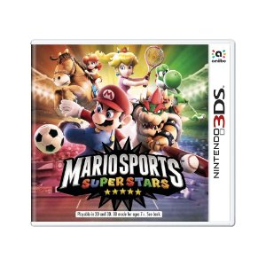 Jogo Mario Sports Superstars - 3DS