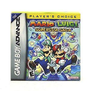 Jogo Mario & Luigi: Superstar Saga - GBA