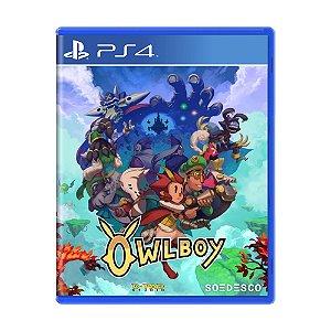 Jogo Owlboy - PS4