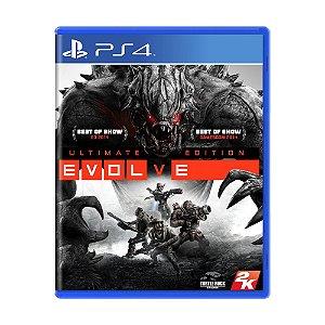 Jogo Evolve (Ultimate Edition) - PS4