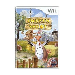 Jogo Chicken Shoot - Wii