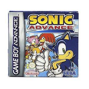 Jogo Sonic Advance - GBA
