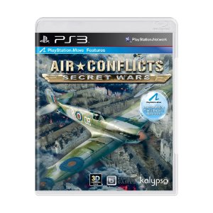 Jogo Air Conflicts: Secret Wars - PS3