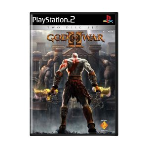 Jogo God of War II - PS2