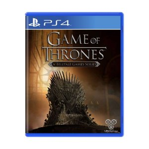 Jogo Game of Thrones: A Telltale Games Series - PS4