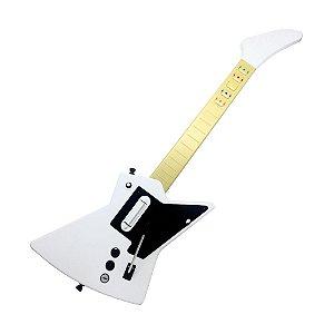 Guitarra Front Man Branca (Item para Decoração)