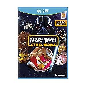 Jogo Angry Birds: Star Wars - Wii U