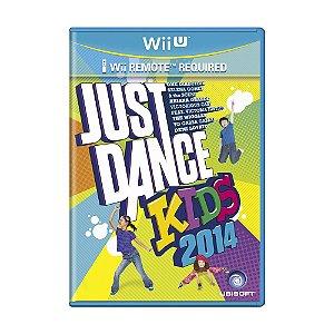 Jogo Just Dance Kids 2014 - Wii U
