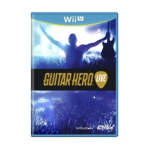 Jogo Guitar Hero: Live - Wii U