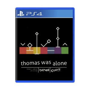 Jogo Thomas Was Alone - PS4