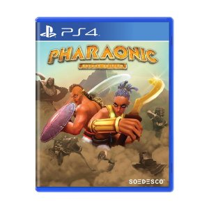 Jogo Pharaonic (Deluxe Edition) - PS4