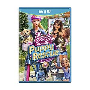 Jogo Barbie & Her Sisters: Puppy Rescue - Wii U