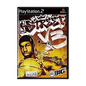 Jogo NBA Street V3 - PS2