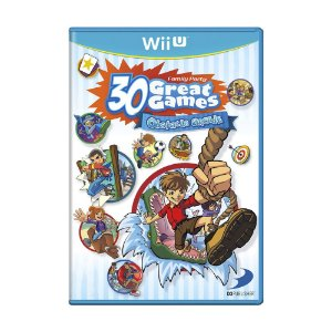 Jogo Family Party: 30 Great Games Obstacle Arcade - Wii U