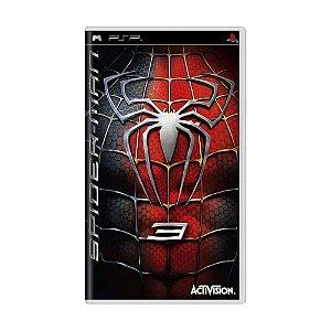 Jogo Spider-Man 3 - PSP