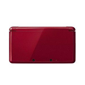 Console Nintendo 3DS Vermelho - Nintendo