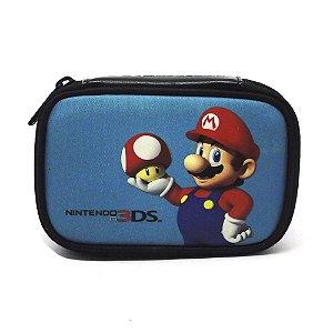 Case Nintendo 3DS Super Mario - Nintendo 3DS