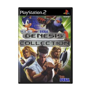 Jogo Sega Genesis Collection - PS2