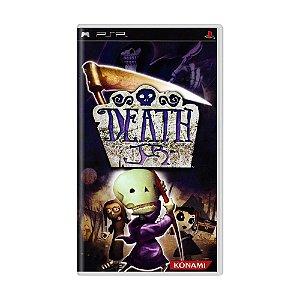 Jogo Death Jr. - PSP