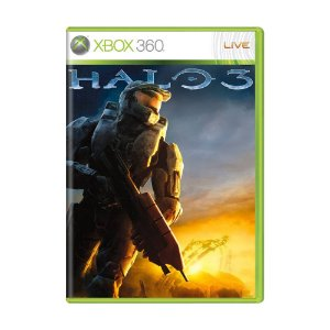 Jogo Halo 3 + Fable II - Xbox 360
