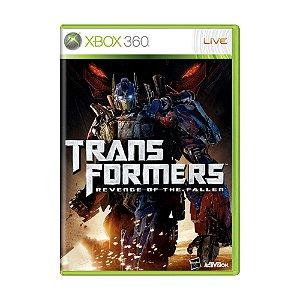 Jogo Transformers: Revenge of the Fallen - Xbox 360