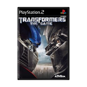Jogo Transformers: The Game - PS2