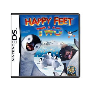Jogo Happy Feet Two - DS