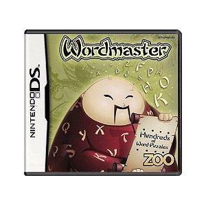 Jogo Wordmaster - DS