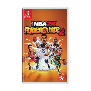 Jogo NBA 2K Playgrounds 2 - Switch