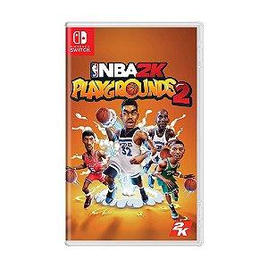 Jogo NBA 2K Playgrounds 2 - Switch