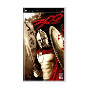 Jogo 300: March to Glory - PSP