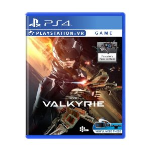 Jogo EVE: Valkyrie - PS4