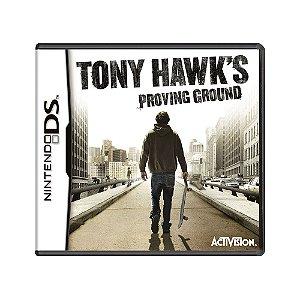 Jogo Tony Hawk's Proving Ground - DS
