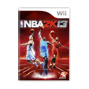 Jogo NBA 2K13 - Wii