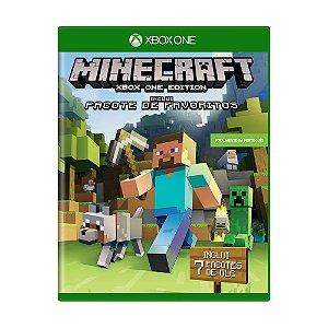 Jogo Minecraft: Xbox One Edition (Pacote de Favoritos) - Xbox One