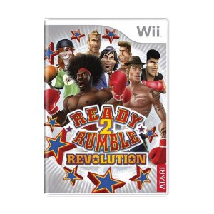 Jogo Ready 2 Rumble: Revolution - Wii