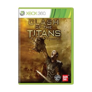 Jogo Clash of The Titans - Xbox 360