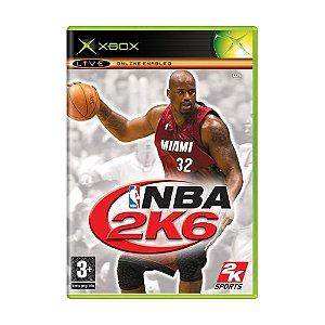 Jogo NBA 2K6 - Xbox (Europeu)