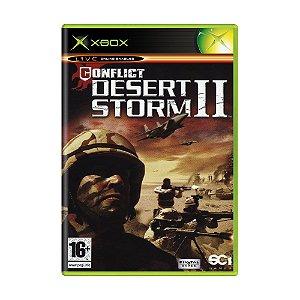 Jogo Conflict: Desert Storm II - Xbox (Europeu)