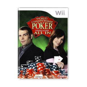 Jogo World Championship Poker: Featuring Howard Lederer All In - Wii