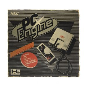 Console PC Engine - NEC Corporation (Japonês)
